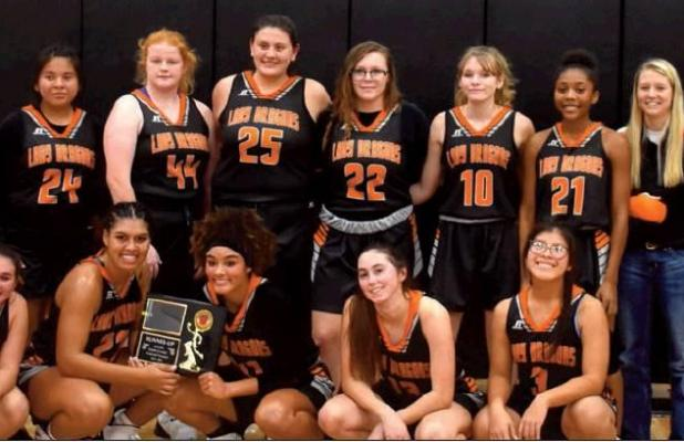 Lady Dragons take 2nd at Tiger Classic