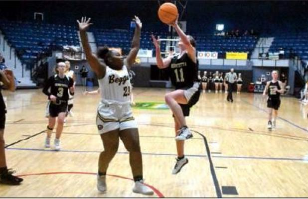 Lady Knights fall to Beggs in round one