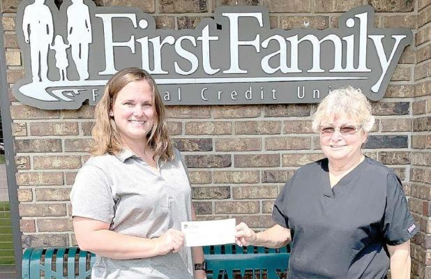 FFFCU donates to Labor Day Committee