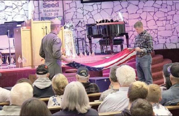 South county schools hold veterans programs
