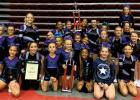 County tumbling squads prove to be stars