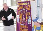 GCTC BIS director discusses training areas with Lions Club